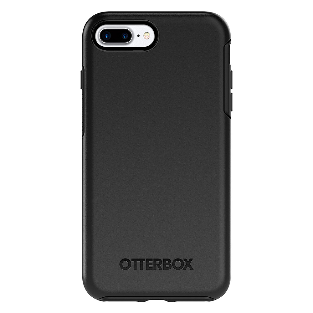 Чехол Otterbox Symmetry Series Black для iPhone 7 Plus/8 Plus