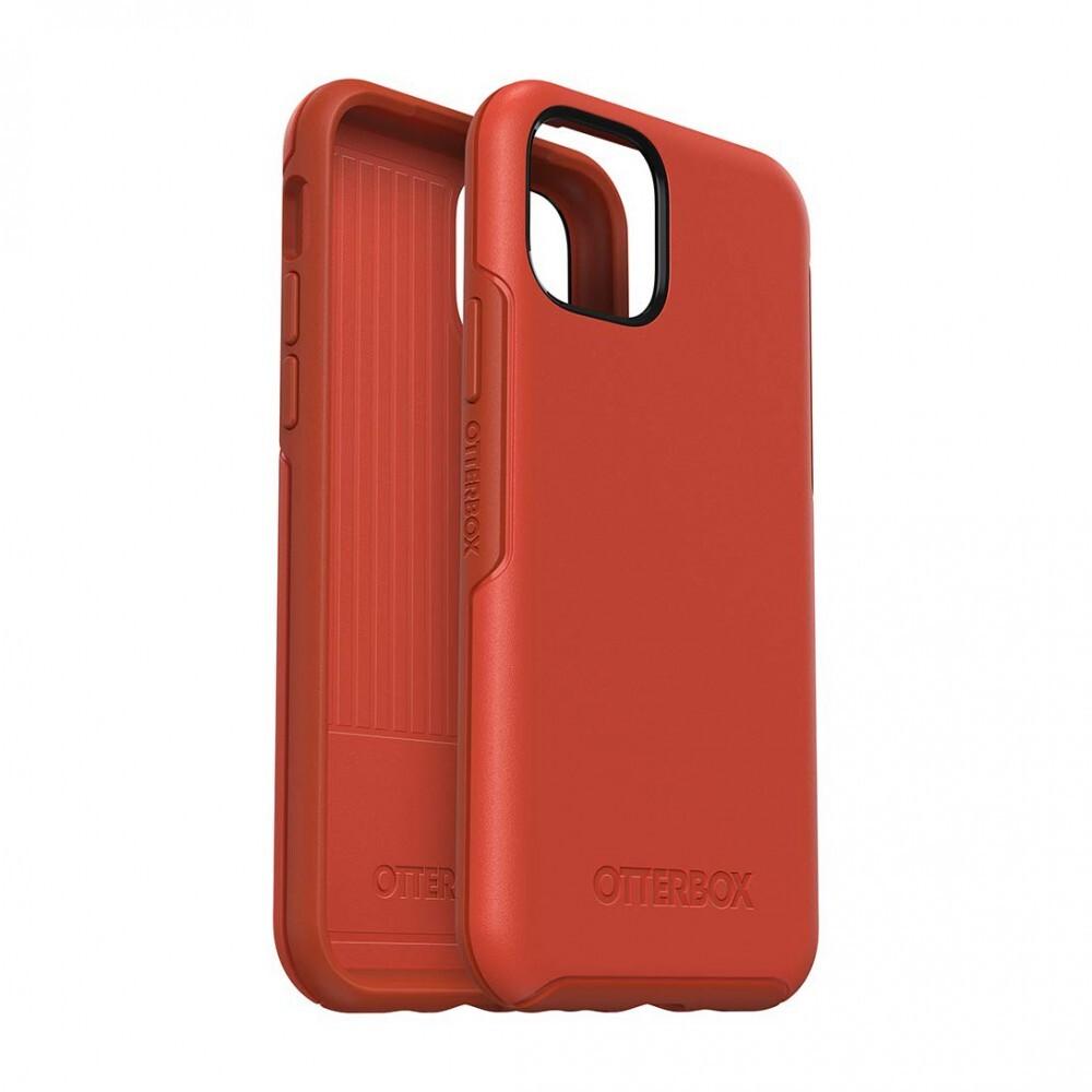 Чехол OtterBox Symmetry Series Risk Tiger Red для iPhone 11