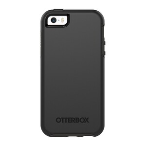Купить Чехол OtterBox Symmetry Series Black для iPhone 5/5S/SE