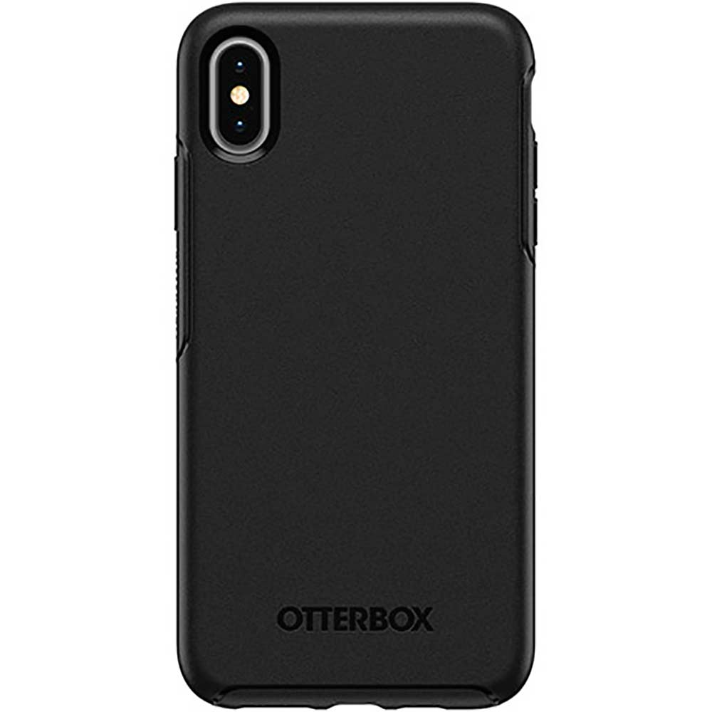 Купить Чехол Otterbox Symmetry Series Black для iPhone XS Max