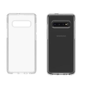 Купить Противоударный чехол OtterBox Symmetry Series Clear для Samsung Galaxy S10