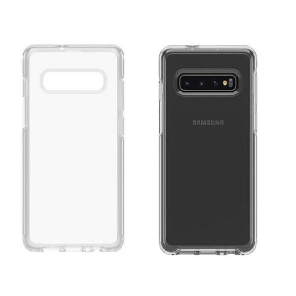 Противоударный чехол OtterBox Symmetry Series Clear для Samsung Galaxy S10