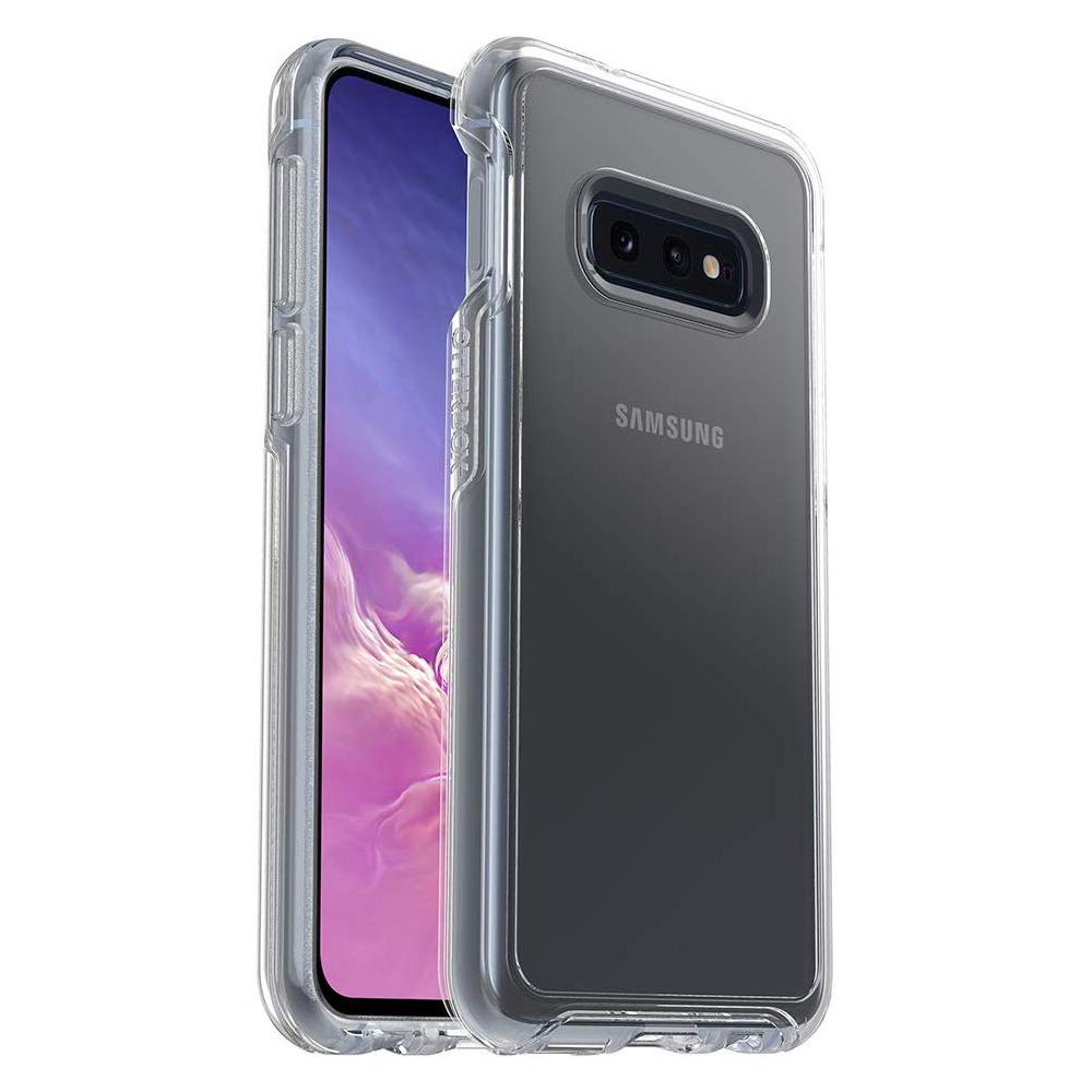 Купить Противоударный чехол OtterBox Symmetry Series Clear для Samsung Galaxy S10e