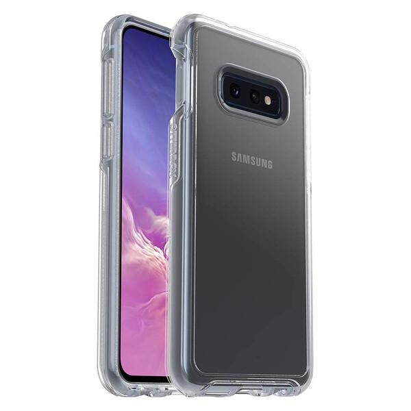 Противоударный чехол OtterBox Symmetry Series Clear для Samsung Galaxy S10e