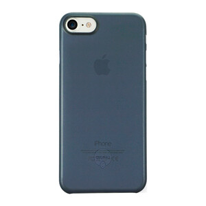 Купить Чехол Ozaki O!coat 0.3 Jelly Deep Blue для iPhone 7/8