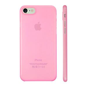 Купить Чехол Ozaki O!coat 0.3 Jelly Pink для iPhone 7/8/SE 2020