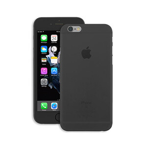 Купить Чехол Ozaki O!coat 0.4 Jelly Black для iPhone 6 Plus