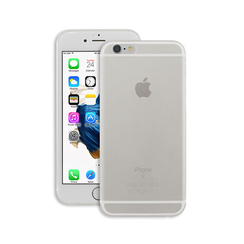 Чехол Ozaki O!coat 0.4 Jelly Transparent для iPhone 6 Plus