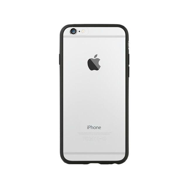 Чехол Ozaki O!coat 0.3 + Bumper Black для iPhone 6/6s Plus