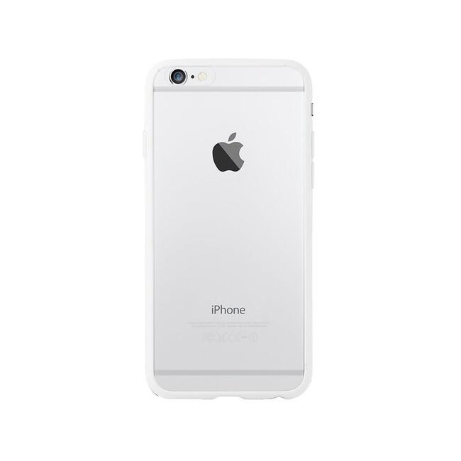 Чехол Ozaki O!coat 0.3 + Bumper White для iPhone 6/6s Plus