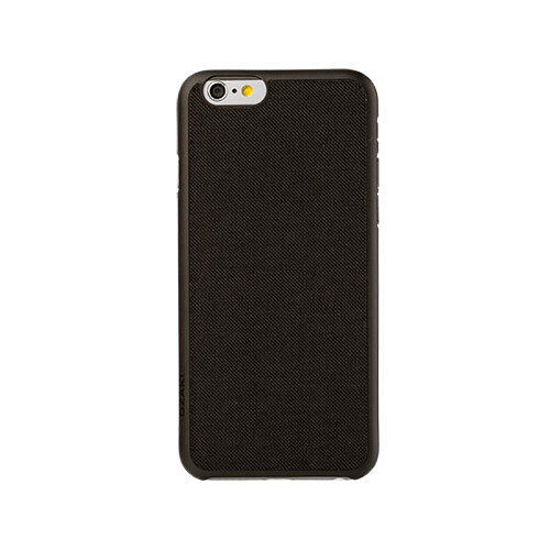 Чехол Ozaki O!coat 0.3+ Canvas Black для iPhone 6/6s