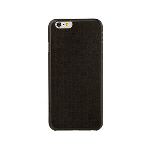 Купить Чехол Ozaki O!coat 0.3 + Canvas Black для iPhone 6/6s