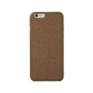 Купить Чехол Ozaki O!coat 0.3 + Canvas Brown для iPhone 6/6s