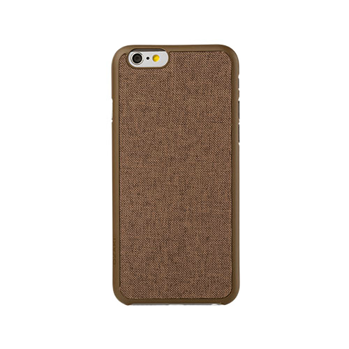 Чехол Ozaki O!coat 0.3 + Canvas Brown для iPhone 6/6s