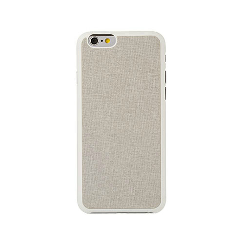 Чехол Ozaki O!coat 0.3 + Canvas Grey для iPhone 6/6s