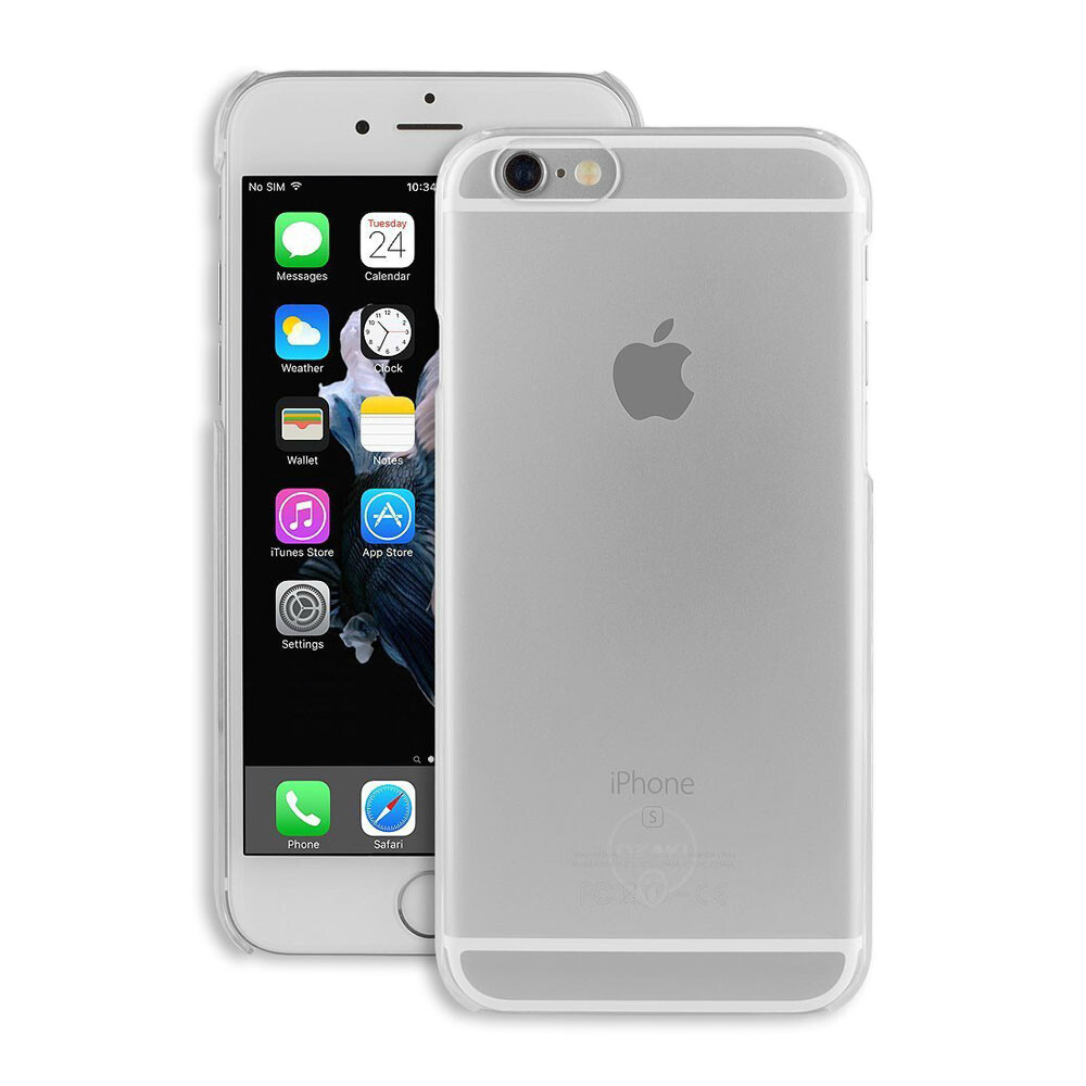 Прозрачный чехол Ozaki O!coat Hard Crystal для iPhone 6 Plus/6s Plus