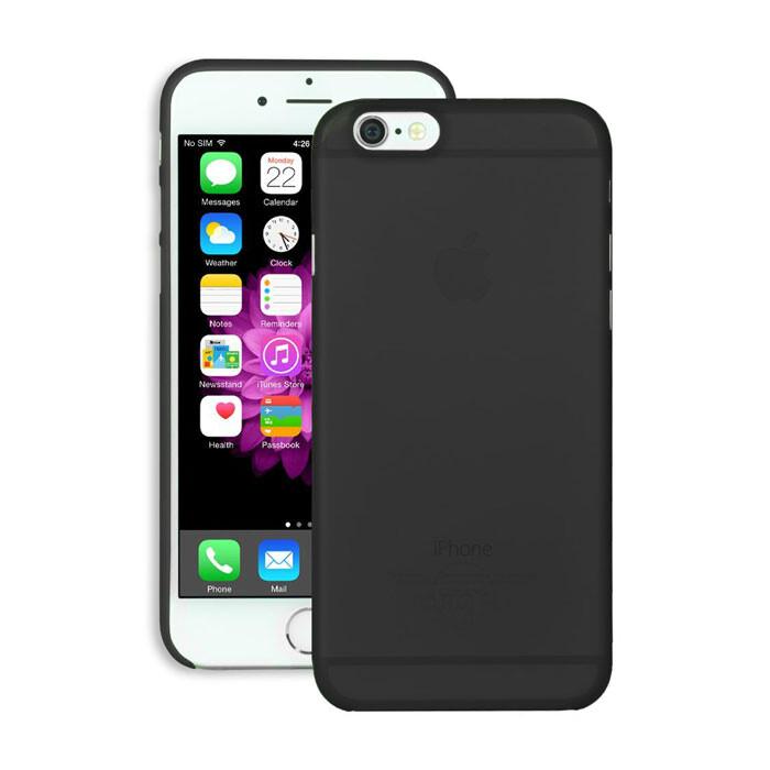 Чехол Ozaki O!coat 0.3 Jelly Black для iPhone 6/6s
