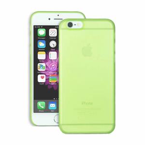 Купить Чехол Ozaki O!coat 0.3 Jelly Green для iPhone 6/6s