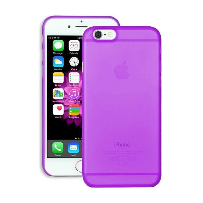 Чехол Ozaki O!coat 0.3 Jelly Purple для iPhone 6/6s