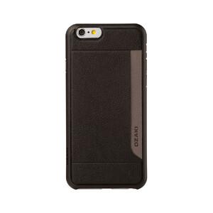 Чехол Ozaki O!coat 0.3 + Pocket Black для iPhone 6/6s