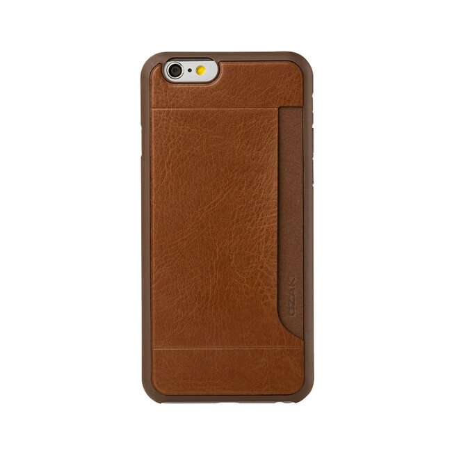 Чехол Ozaki O!coat 0.3+ Pocket Brown для iPhone 6/6s