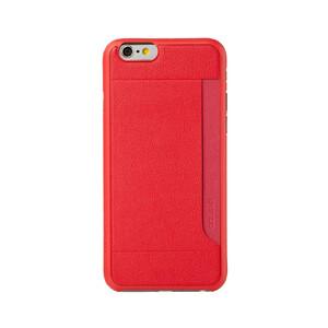 Чехол Ozaki O!coat 0.3 + Pocket Red для iPhone 6/6s