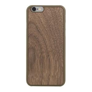 Чехол Ozaki O!coat 0.3 + Wood Walnut для iPhone 6/6s