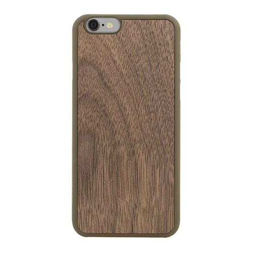 Чехол Ozaki O!coat 0.3+ Wood Walnut для iPhone 6/6s