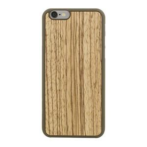Чехол Ozaki O!coat 0.3 + Wood Zebrano для iPhone 6/6s