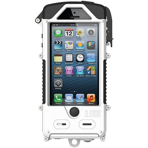 Мега-чехол SnowLizard SLXTREME 5 White для iPhone 5/5S/SE