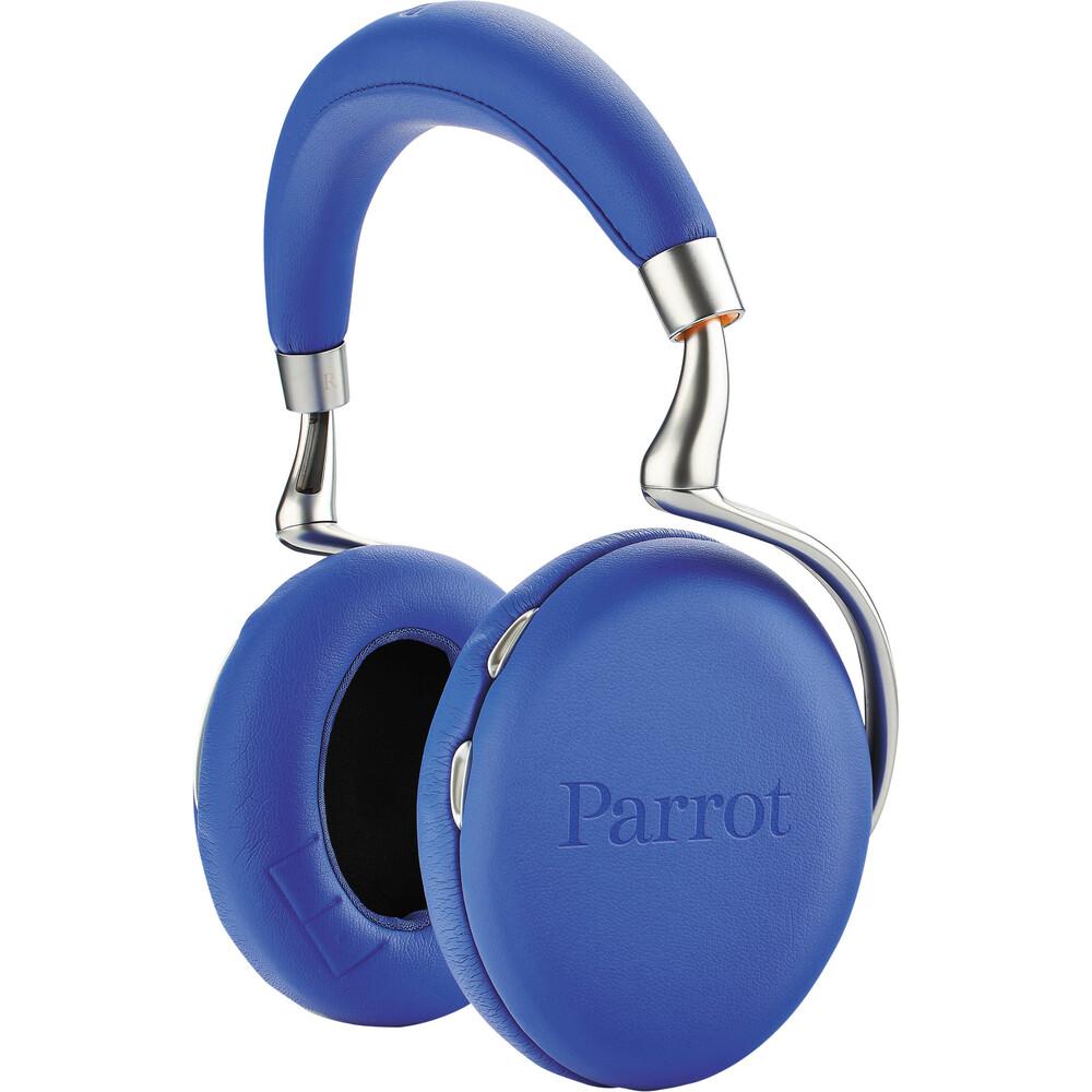 Беспроводные наушники Parrot Zik 2.0 Blue