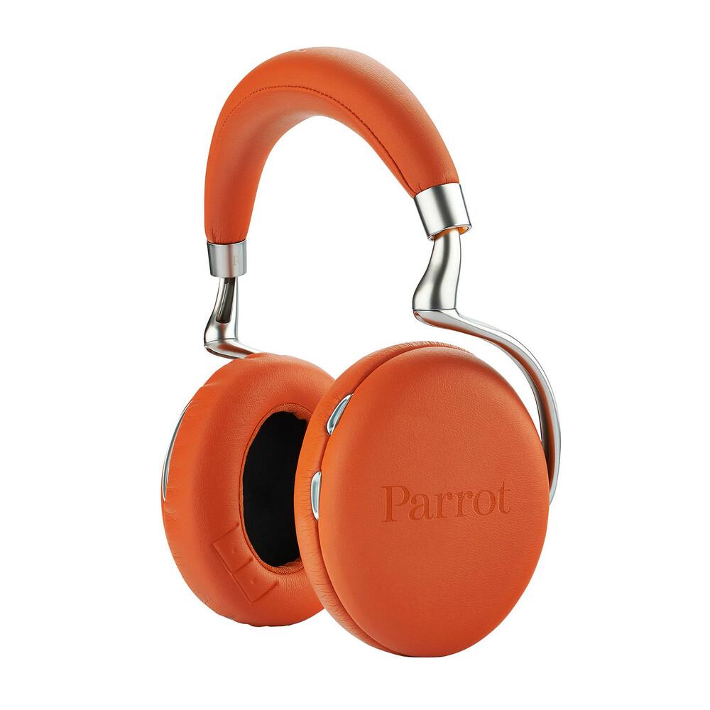Беспроводные наушники Parrot Zik 2.0 Orange