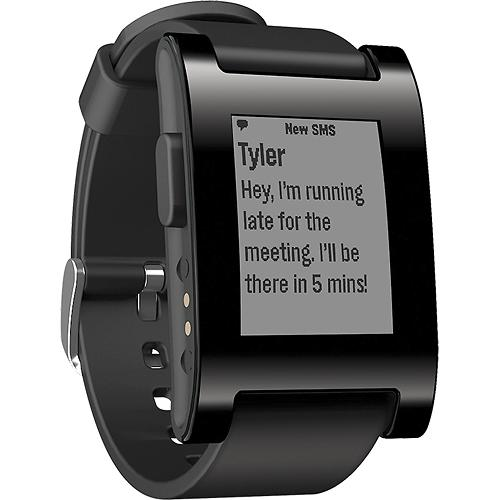 Умные часы Pebble Watch для iPhone