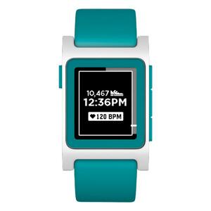 Купить Умные часы Pebble 2 Aqua/White