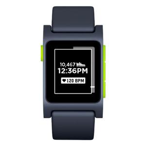 Купить Умные часы Pebble 2 Charcoal/Lime
