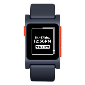 Купить Умные часы Pebble 2 Charcoal/Flame