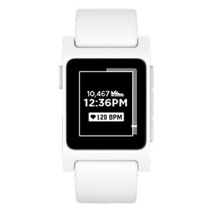 Купить Умные часы Pebble 2 White