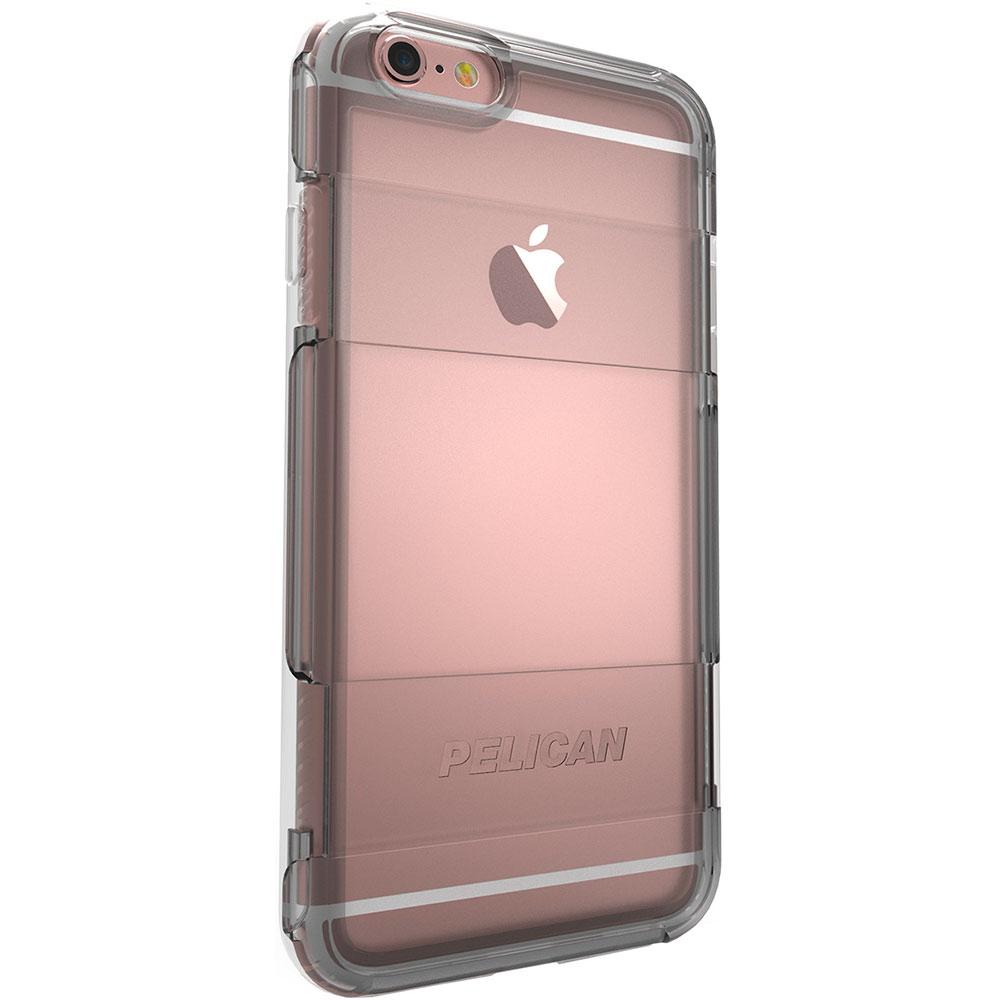 Купить Противоударный чехол Pelican Adventurer Clear для iPhone 6 Plus | 6s Plus