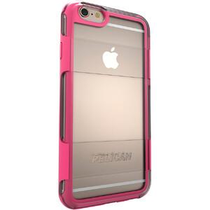 Купить Противоударный чехол Pelican Adventurer Clear Pink для iPhone 6 Plus/6s Plus