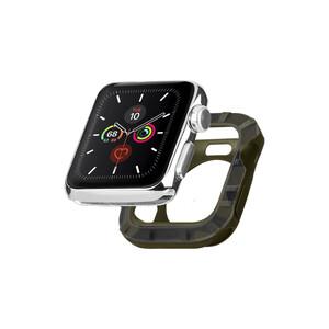 Купить Силиконовый чехол Pelican Protector Bumper Mauve Purple для Apple Watch 44mm | 42mm