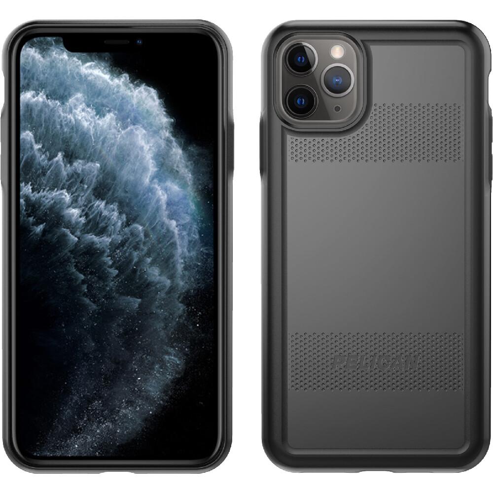 Противоударный чехол Pelican Protector Black для iPhone 11 Pro Max