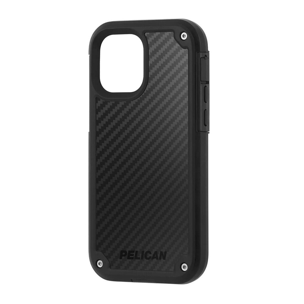 Карбоновый чехол Pelican Shield Case для iPhone 12 | 12 Pro