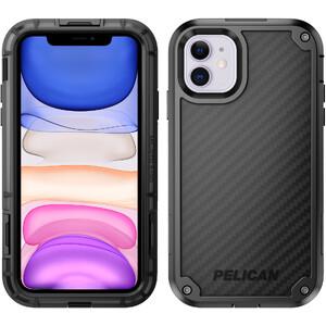 Купить Противоударный чехол Pelican Shield Black для iPhone 11