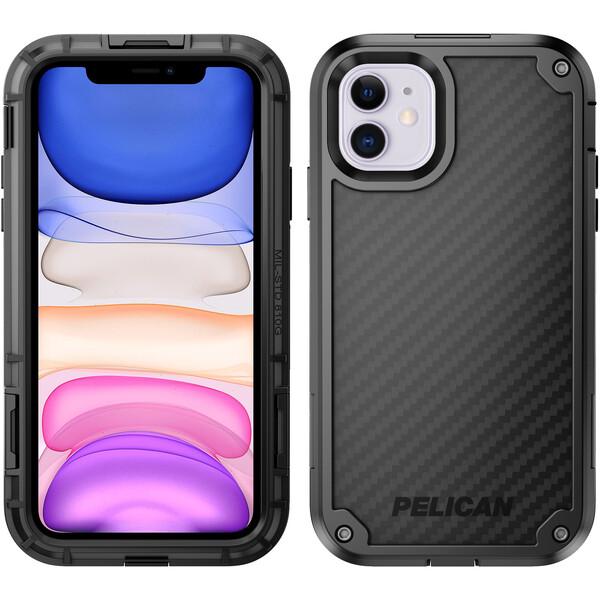 Противоударный чехол Pelican Shield Black для iPhone 11
