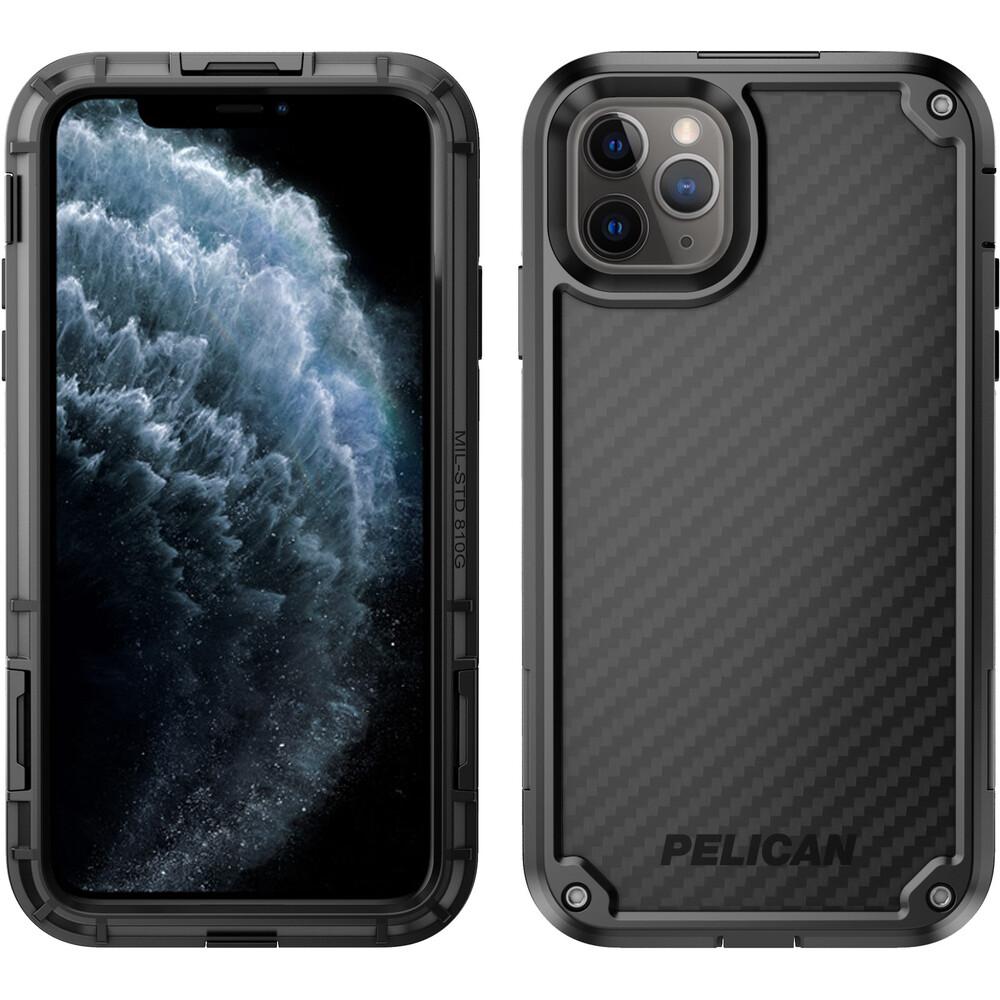 Купить Противоударный чехол Pelican Shield Black для iPhone 11 Pro