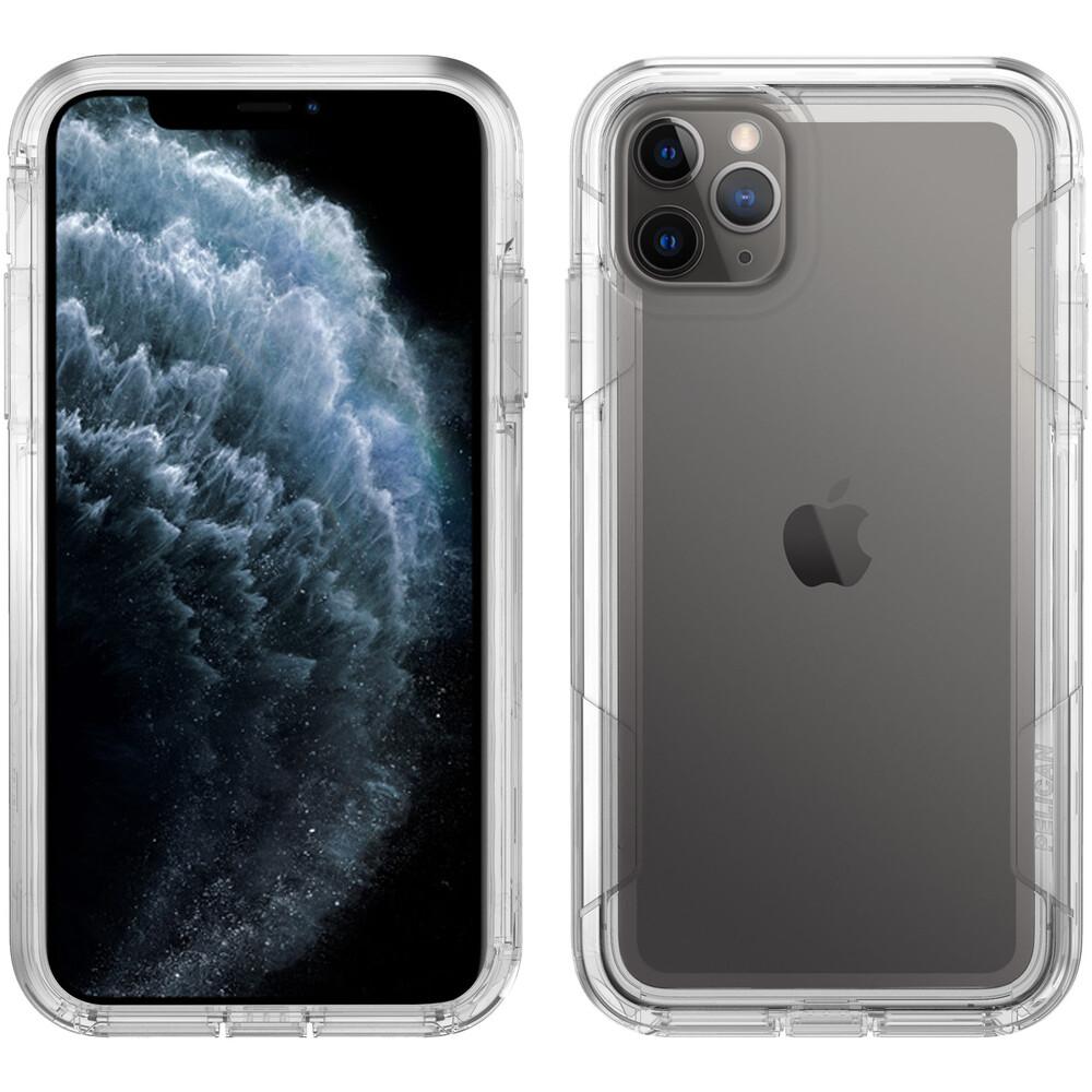 Купить Противоударный чехол Pelican Voyager Clear для iPhone 11 Pro Max