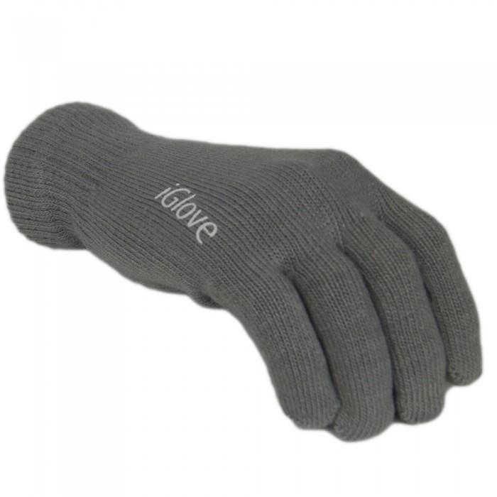 Купить Перчатки oneLounge iGlove для сенсорных экранов iPhone, iPad, iPod Темно-серые