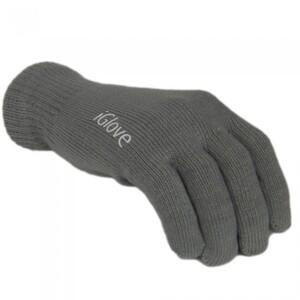 Купить Перчатки iGlove для сенсорных экранов iPhone, iPad, iPod Темно-серые