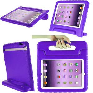 Купить Детский чехол Philips с ручкой для iPad mini 3/2/1 Фиолетовый