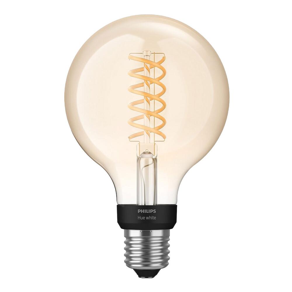 Купить Умная LED лампочка Philips G93 E27 Filament Apple HomeKit